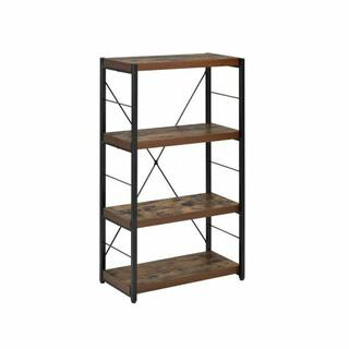 ACME Bob Bookshelf - 92399 - Weathered Oak