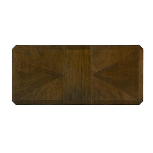 Highland Rect. Leg Table