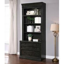 See Details - WASHINGTON HEIGHTS 2 Drawer Lateral File and Hutch