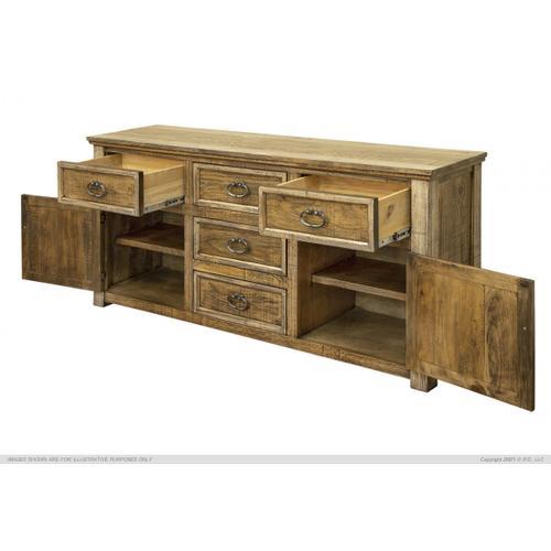 Gallery - 4 Drawer, 2 Doors Buffet