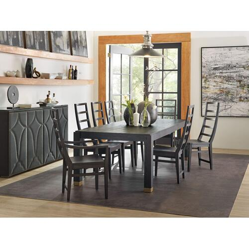Dining Room Curata Rectangle Dining Table w/2-20in leaves