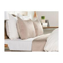 Diamond Pebble 3Pc Queen Quilt Set