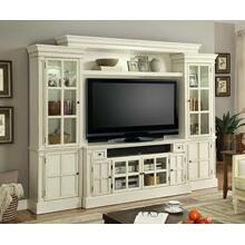 See Details - CHARLOTTE 4 piece 62 in. Entertainment Wall