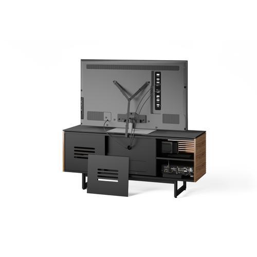 BDI Furniture - Corridor 8177 Media Console in Natural Walnut