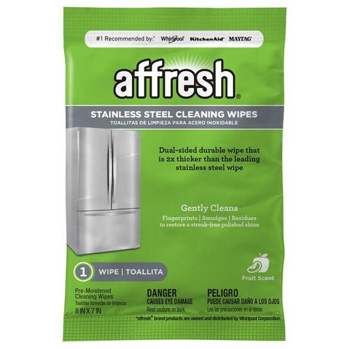 Stainless Steel Cleaning Wipes