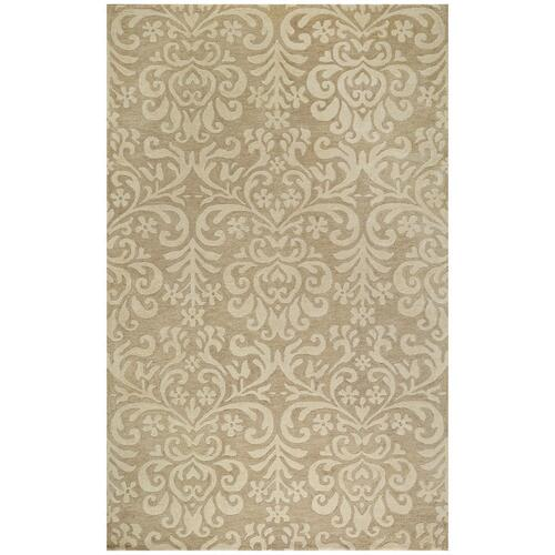 Filigree Natural - Rectangle - 5' x 8'