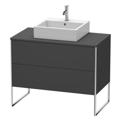Product Image - Vanity Unit For Console Floorstanding, Graphite Matte (decor)