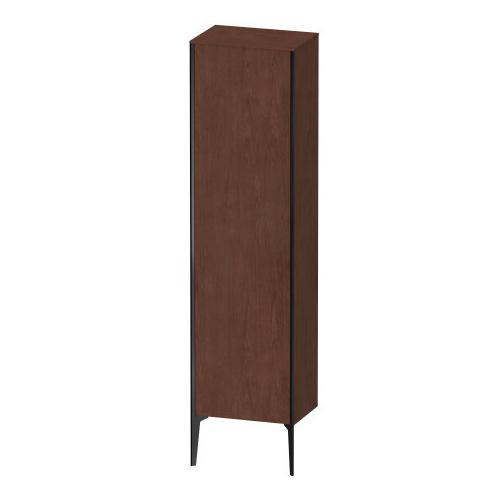 Duravit - Tall Cabinet Floorstanding, American Walnut (real Wood Veneer)