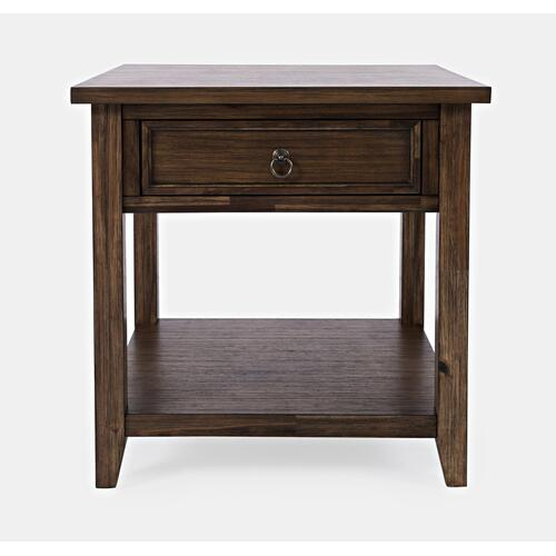 Bakersfield End Table