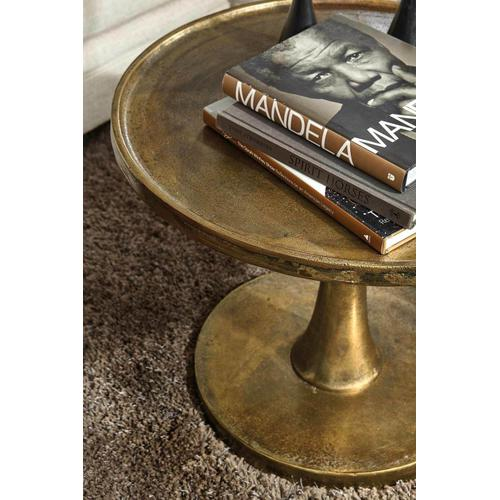 Benson Round Chairside Table