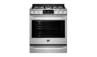 LG Studio- 6.3 CU.FT Capacity Slide-in Gas Range With Probake Convection
