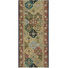 See Details - Nourison 2000 2101 Multicolor Runner Broadloom Carpet