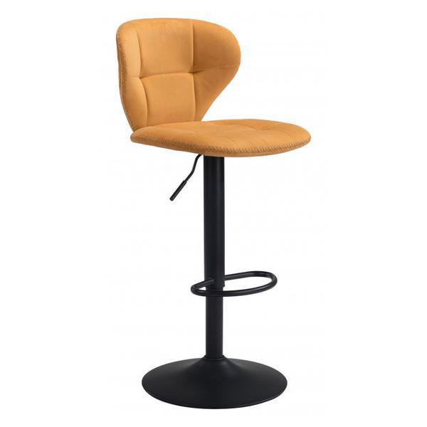 Salem Bar Chair Yellow
