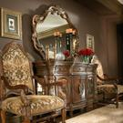 Sideboard & Mirror (2 Pc) Product Image