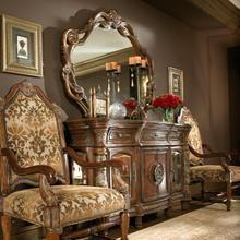 View Product - Sideboard & Mirror (2 Pc)
