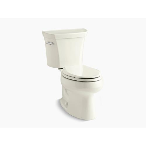 Kohler - Biscuit Two-piece Elongated 1.6 Gpf Toilet