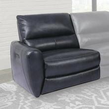 View Product - SAMSON - BANNER NAVY Power Left Arm Facing Recliner