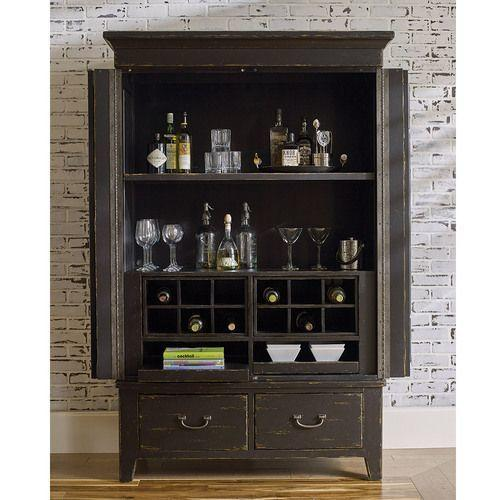 Gallery - Mill House Simmons Armoire Base and Deck Anvil Finish
