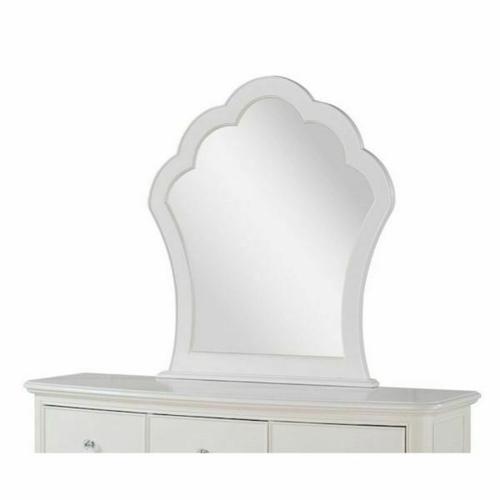 ACME Cecilie Mirror - 30324 - White