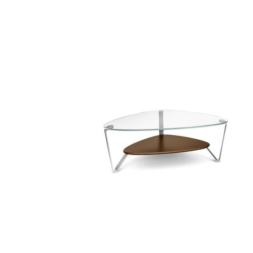 BDI Furniture - Dino 1344 Small Coffee Table in Chocolate Stained Walnut