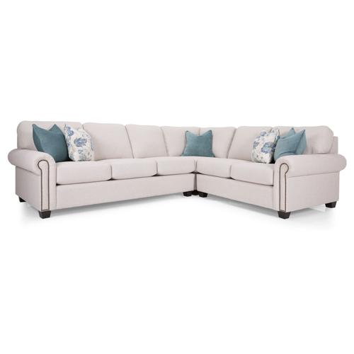 2A-17 LHF Sofa