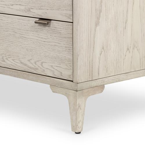 Viggo Tall Dresser-vintage White Oak