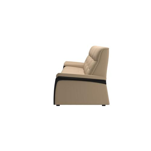 Stressless By Ekornes - Stressless® Mary arm wood 4 seater with 2 Power PDDP