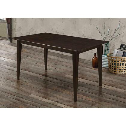 See Details - Gabriel Cappuccino Dining Table