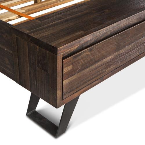 Product Image - Urban Loft King Bed Dark Brown