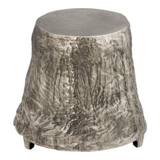 Cicero Accent Table Black Nickle