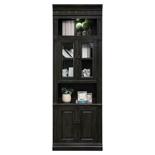 Parker House - WASHINGTON HEIGHTS 32 in. Glass Door Cabinet