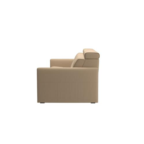 Stressless By Ekornes - Stressless® Emily 3 seater with 2 motors arm wood