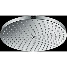 Chrome Showerhead 240 1-Jet PowderRain, 2.5 GPM