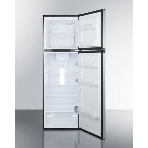 "22"" Wide Top Mount Refrigerator-freezer"