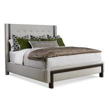 See Details - (B) Natasha Queen Upholstered Bed with Options(/B)