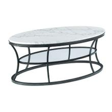 View Product - Impact Oval Cocktail Table