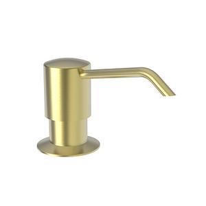 Satin Brass - PVD Soap/Lotion Dispenser