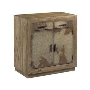 La-Z-BoyHidden Treasures Vellum Two Door Cabinet