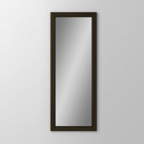 "Main Line 19-1/8"" X 39-7/8"" X 1-5/8"" Bryn Mawr Framed Mirror In Brushed Bronze"