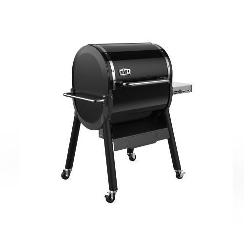 Gallery - Smokefire EX4 Wood Pellet Grill - Black