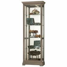 Howard Miller Brantley V Curio Cabinet 680675