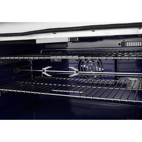 """Product Image - Capriasca - Titanium Professional 48"""" Freestanding Dual FuelRange"""