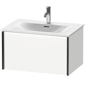Vanity Unit Wall-mounted, White Matte