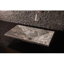 "Verona Vessel Sink Cumulo Granite / 36"" X 15"""