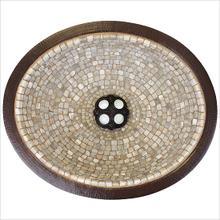 Small Oval Mosaic