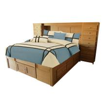 See Details - Forest Designs Urban Queen Platform Bed: 63W x 20H x 83D - Queen