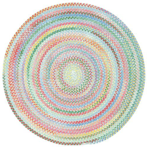 Cutting Garden Blue Bell Braided Rugs