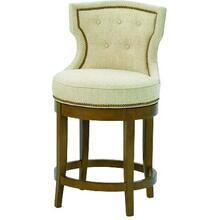 Charlotte Swivel Counter Stool
