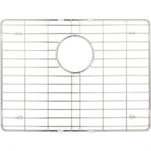 See Details - Stainless Steel Bottom Grid for Handmade Single Bowl Sink (HMS175)