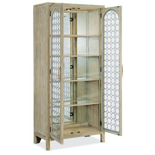 Dining Room Surfrider Display Cabinet